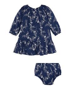 Ralph Lauren - Girls' Floral Dress & Bloomers Set - Baby