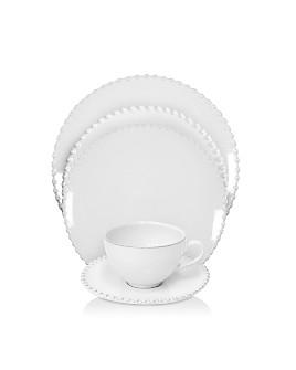 Costa Nova - White Pearl Dinnerware