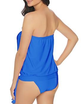 ATHENA - Fold-Over High-Waist Bikini Bottom
