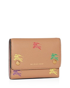 Burberry - EKD Small Leather Wallet