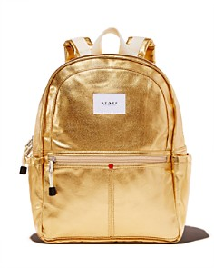 STATE - Kane Metallic Backpack