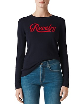 Whistles - Revelry Intarsia Sweater