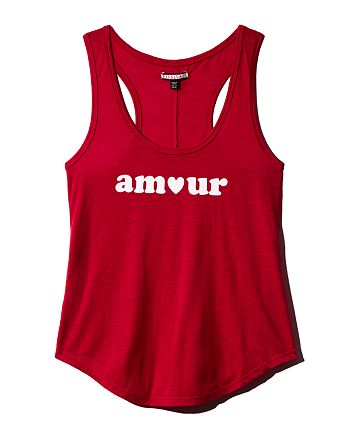 PJ Salvage - Amour Graphic Tank