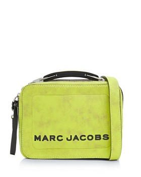 48cf5ffc9ad MARC JACOBS - The Box Small Leather Crossbody ...