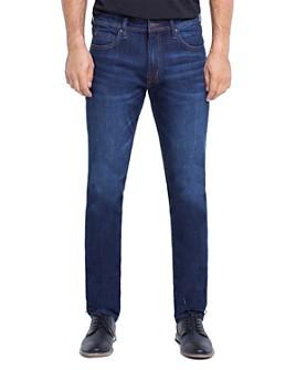 Liverpool Los Angeles - Kingston Slim Straight Fit Jeans in San Ardo Vintage Dark