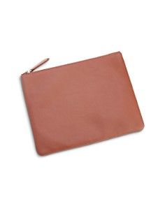 ROYCE New York - Leather Travel Pouch