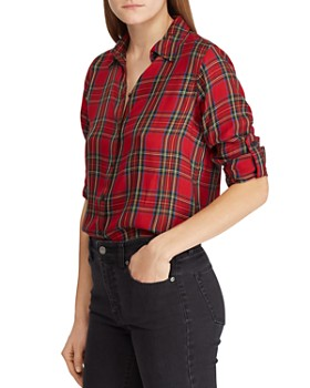 Ralph Lauren - Tartan Button-Down Shirt