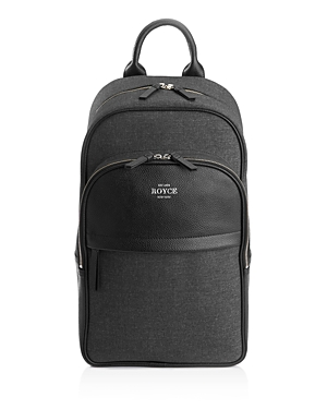 Royce New York Power Bank Charging 15 Laptop Backpack
