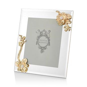 "Olivia Riegel - Gold Botanica 8"" x 10"" Frame"