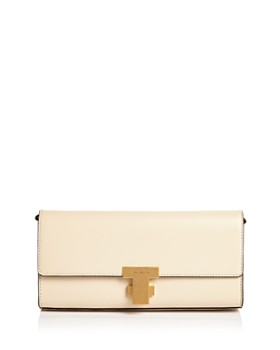 Tory Burch - Juliette Leather Clutch