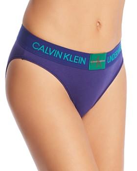 Calvin Klein - Monogram Unlined Bralette & Bikini
