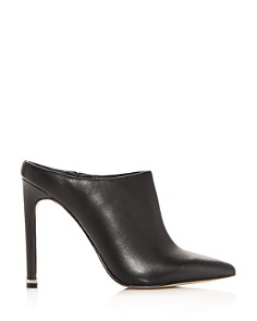 Kenneth Cole - Women's Riley Pointed Toe High-Heel Mules