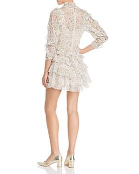 Rebecca Taylor - Vivianna Ruffled Floral Dress
