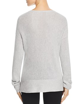 Design History - Donegal Pointelle Tunic Sweater