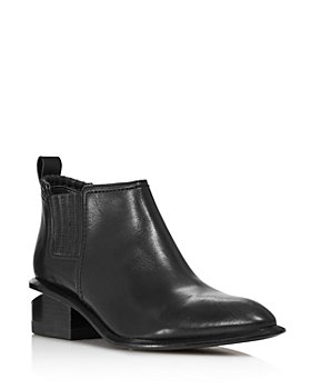 Alexander Wang - Women's Kori Leather Ankle Booties