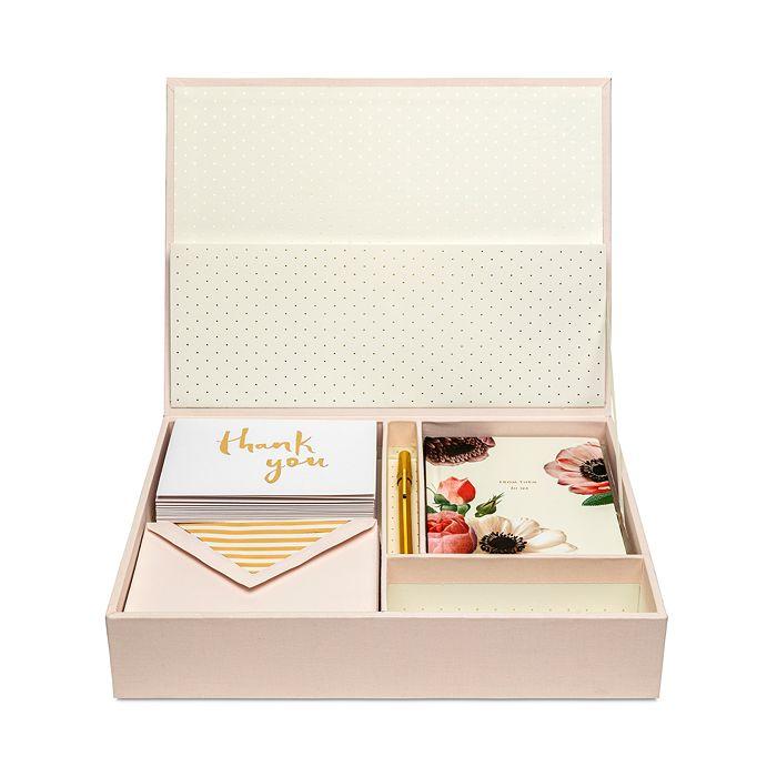 kate spade new york - Blushing Floral Bridal Keepsake Box