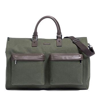 Hook and Albert - Twill Garment Weekender Bag
