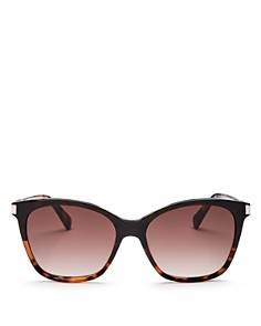 Longchamp - Women's Le Pliage Square Sunglasses, 54mm