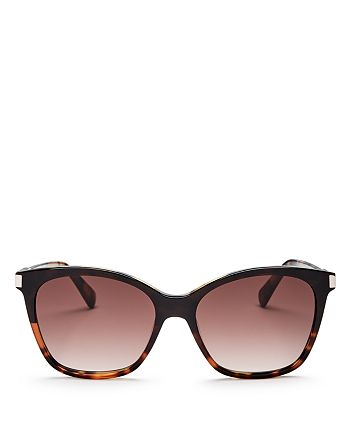 d6d68d09870c Longchamp Women's Le Pliage Square Sunglasses, 54mm | Bloomingdale's