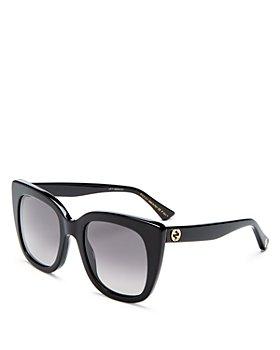 Gucci - Women's Polarized Cat Eye Sunglasses, 50mm - 100% Exclusive