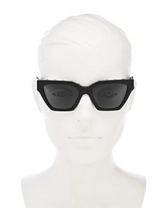 Valentino - Women's Rockstud Cat Eye Sunglasses, 53mm