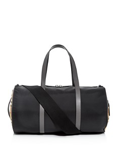 Burberry - Kennedy Vintage Check Nylon Duffel Bag