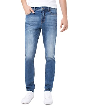 Liverpool - Kingston Slim Straight Fit Jeans in Bryson Vintage