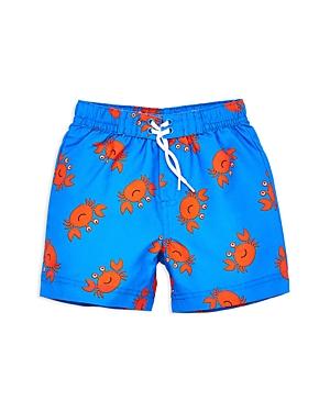 Little Me Boys' Crab Swim Trunks - Baby