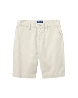 Ralph Lauren - Boys' Classic Chino Shorts - Little Kid