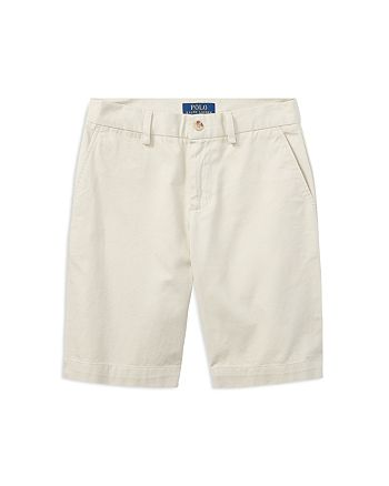 6c9e7129d7 Ralph Lauren Boys' Vintage Chino Prospect Shorts - Big Kid ...