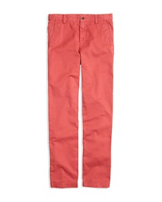 Brooks Brothers - Boys' Washed Chino Pants - Little Kid, Big Kid