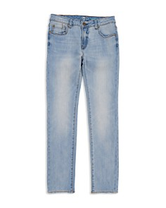 7 For All Mankind - Boys' Paxtyn Light Wash Jeans - Big Kid