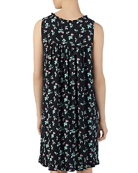 575a9cfd00 ... Eileen West - Floral Print Short Chemise. Quick View