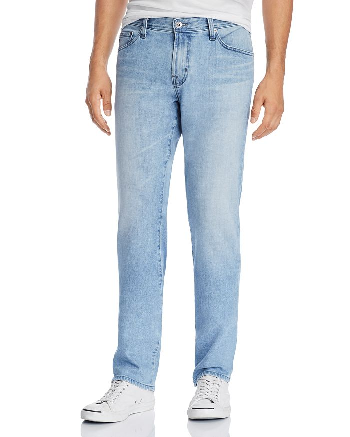AG - Straight Slim Fit Jeans in Truss - 100% Exclusive