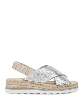 Marc Fisher LTD. - Women's Pella Suede Espadrille Sandals