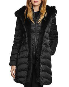 b8a81f1eaa74 Dawn Levy Milly Fur Trim Puffer Coat