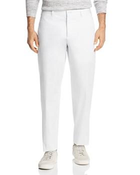 Zanella - Garment-Dyed Stretch Slim Fit Pants