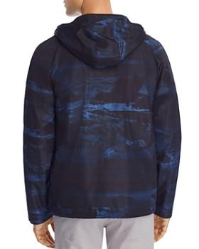 Paul Smith - Ocean-Print Hooded Jacket
