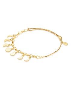 Alex and Ani - Lunar Phase Adjustable Bracelet in 14K Gold-Plated Sterling Silver or Sterling Silver
