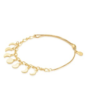 Alex and Ani - Lunar Phase Adjustable Bracelet in 14K Gold-Plated Sterling Silver or Sterling Silver