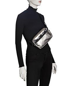 LeSportsac - Candace Metallic Nylon Convertible Belt Bag