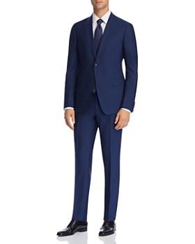 Z Zegna - Solid Slim Fit Suit - 100% Exclusive