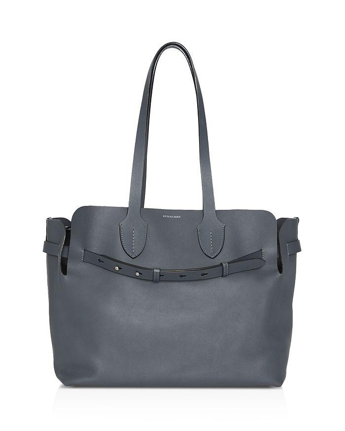 3379b7e86ddc Burberry - Medium Soft Leather Belt Bag