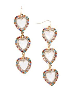 BAUBLEBAR - Aella Heart Earrings