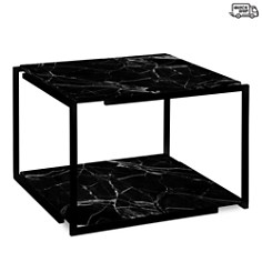 Bloomingdale's - Wrapped Bunching End Table - 100% Exclusive