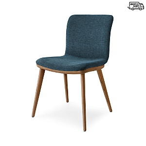 Taking inspiration from classic Scandinavian designs, the Annie side chair from Calligaris is a gorgeous addition to any dining room or shines on its own in any room.