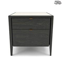 Huppé - Winston 2-Drawer Night Table