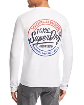 Superdry - World Wide Ticket Tee