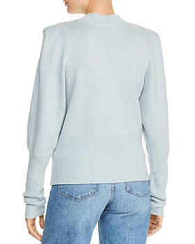 47dfdeed173c9 ... Joie - Marquetta Strong-Shoulder Wool Sweater