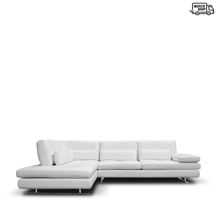 Nicoletti - Serena Square Corner 2-Piece Sectional - 100% Exclusive